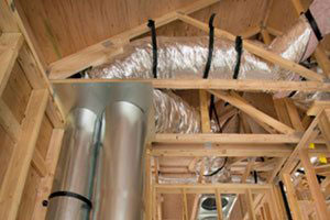 Salem Duct Sealing Installation, Green Energy Solutions, Inc.